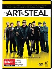 The Art Of The Steal (Dvd) Comedy, Crime, Thriller, Kurt Russell, Jay Baruchel