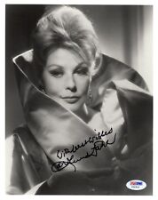 ARLENE DAHL SIGNED AUTOGRAPHED 8x10 PHOTO VERY RARE PSA/DNA