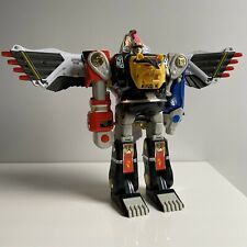 MMPR POWER RANGERS DELUXE NINJA MEGAZORD INCLUDING DELUXE FALCONZORD