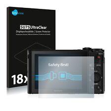18x Savvies Films protection Ecran pour Sony Cyber-shot Dsc-hx90 Protecteur