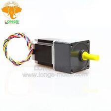 4Lead NEMA 23 reduction gearbox Stepper Motor Gear ratio 15:1,3A 20N.M CE LONGS