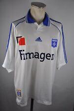 AJ Auxerre Home Trikot Gr. XL 1998-1999 Adidas vintage jersey 90s Fimagen #9
