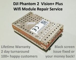 Repair Service 4 DJI Phantom 2 Vision+ Plus Video Transmission WiFi Module FPV