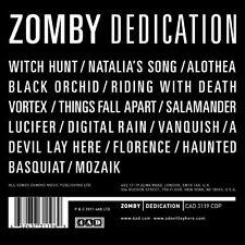 Zomby - Dedication [CD]