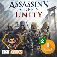 Assassin's Creed Unity - Microsoft Xbox One - Digital Download Only [NO CD/DVD]