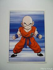 Autocollant Stickers Dragon Ball Z Part 6 N°58 / Panini 2008