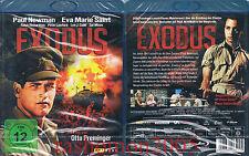 Blu-Ray EXODUS Paul Newman Eva Marie Saint Sal Mineo Otto Preminger Region B NEW