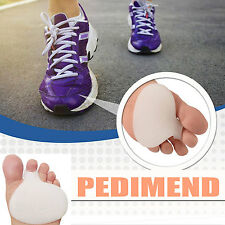 Pedimend™ Cycling Insole Shoe Inserts Metatarsal Silicone Gel Foot Pad Runner UK