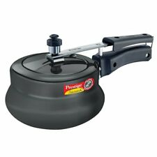 Prestige H/A Nakshatra Plus Induction Base Pressure Handi Black 2L Gas Steamer