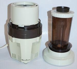 Moulinex 302 La Petite Machine Mini Food Processor Blender France