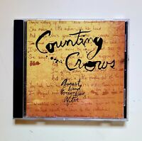 Counting Crows August and Everything After CD 1993 Geffen Rock Free Shipping