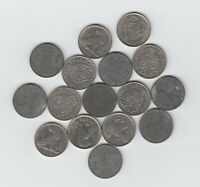 1- Belgie / BELGIQUE   1 Franc   1939 -1942 S,Ss - Vz