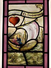 Bleiverglasung ,Glasbild,Fenster,Glas,Bleiglas,Bild,Kirchenfenster