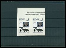 Spain dinosaur dinosaure dinosaurios-Custom Stamp-only 1 pair mnh made! cm38