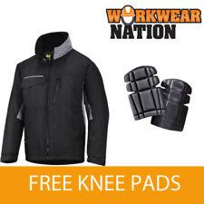 Abrigos y chaquetas de hombre negro Snickers de poliéster