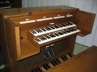 REDUCED Allen MDS-5 Digital 2-Manual Organ w/ MIDI