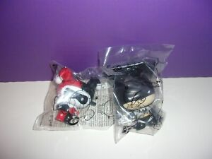 2020 2021 Burger King Harley Quinn & Batman JUSTICE LEAGUE DC COMICS pop FREE SH