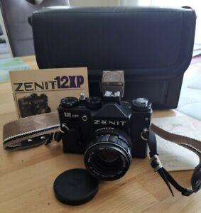 Zenit 12xp Spiegelreflexkamera mit Objektiv