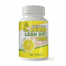 The Lemon Lean Diet - Maximum Potency 1500mg Advanced Weight Loss Support Cap...