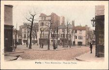 PARIS (18e) - Vieux Montmartre - Place du Tertre