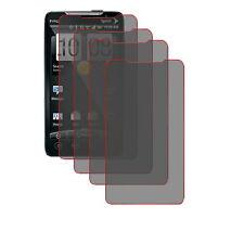 4x Anti Glare Matte Screen Protector Sprint HTC EVO 4G