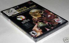 2002 FIFA World Cup (Sony PlayStation 2) ...Brand NEW!! VHTF!