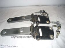 Nissan Patrol Y61 3.0 97-13 GR NSR LH tailgate rear door hinge hinges + bolts