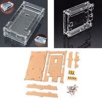 Acrylic Box-Enclosure Transparent Case for Arduino MEGA2560 R3 Arduino UNO R3