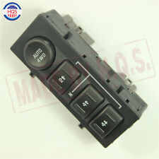 4WD 4x4 Transfer Case Switch For Chevy Yukon Suburban Avalanche Silverado 1500