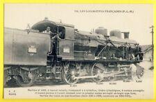 CPA France TRAIN de Marchandise LOCOMOTIVE Réseau PARIS à LYON a la MÉDITERRANÉE