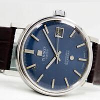Tissot Seastar Automatic Date Original Dial Men's Vintage Wrist Watch