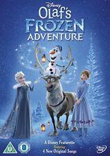 Olafs Frozen Adventure [DVD][Region 2]
