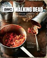 LOOT CRATE DX The Walking Dead: The Official Cookbook and Survival Guide!