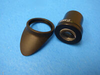 New 20X WF Stereo Microscope EyePiece wide Angle Lens 30mm