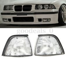 1Par Esquina Luces Corner Lights Sidelights Para BMW E36 3-SERIES 4 DOOR SEDAN