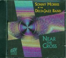 💥Sonny Morris & The Delta Jazz Band - Near The Cross Cd Ottimo