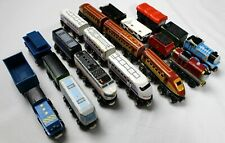 Wooden Toy Trains - Brio/Thomas Wooden Track Compatible - Lot of 20 Cars