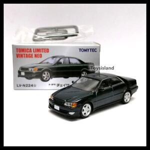 Tomica Limited Vintage NEO LV-N224b Toyota CHASER 2.5 TOURER V 98' 1/64 Tomytec