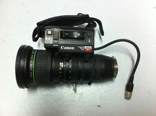 Canon Macro TV Zoom Lens PH15X7B  7-105mm. 1:1.4 No. 31787