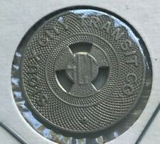 Sioux City Iowa IA Sioux City Transit Co Transportation Token