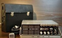 Vintage Tape Recorder UHER 4400 report stereo ic