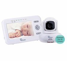 "ORICOM SECURE 850 SC850 2.4GHZ 4.3"" VIDEO MONITOR WITH MOTORISED PAN-TILT CAMERA"
