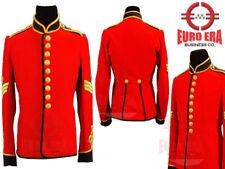 Napoleonic Era British royal engineer sergeant Officer Tunic Jacket Coat