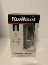 Kwikset 275 Touchscreen Electronic Deadbolt 97250-003