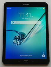 Samsung Galaxy Tab S2 SM-T817A - AT&T / H2O Wireless - VERY GOOD Cond., Shadow