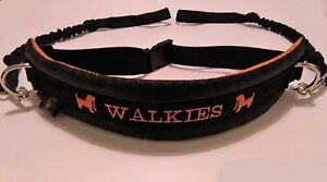 MMDOGGEAR, Multi Dog Walking Belt With air padding and bungee lines