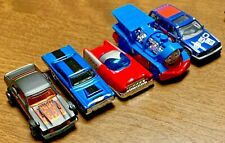Hot Wheels Assorted Vehicles 1:64 Scale Diecast (Bundle of 5 cars)