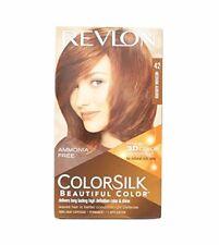Revlon ColorSilk Hair Color, 42 Medium Auburn 1 ea (Pack of 7)