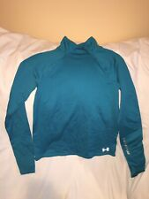 Under Armour Girls Youth Large Fitted Athletic Shirt