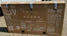 "Samsung UE65LS003 The Frame 163 cm (65"") LCD-TV mit LED-Technik in schwarz OVP"